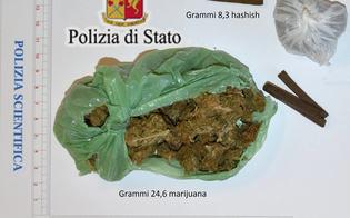 Caltanissetta, ingoia droga durante un controllo della polizia e accusa un malore