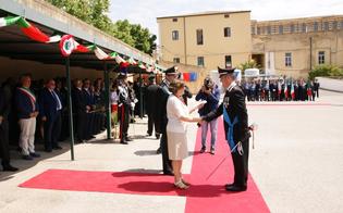 Caltanissetta, nove encomi e una croce di bronzo al merito alla festa dell'Arma