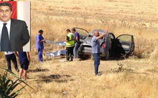 Incidente a Niscemi: morto Franco Bennici, direttore sanitario dell'ospedale Basarocco