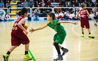 A Caltanissetta il torneo di minibasket regionale Jamboree: previsto l'arrivo di 300 atleti