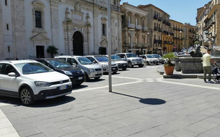 Caltanissetta, torna la sosta selvaggia in piazza Garibaldi. Ruvolo:
