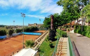 Caltanissetta, tentativo di furto al Tennis Club alla vigilia dell'Atp Challenger