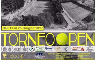 Torna il Torneo Open Città di Serradifalco, quest'anno alla sua III edizione
