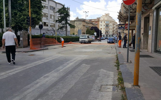 Caltanissetta, ancora lavori in via Calabria: Caltaqua aveva promesso riapertura per martedì