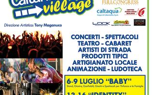 Al via da giovedì il 93100 Village Caltanissetta tra cibo, spettacoli e musica