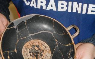 Niscemese arrestato dai carabinieri: era ricercato in tutta Europa per traffico di beni archeologici siciliani
