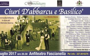 All'anfiteatro Fascianella di San Cataldo di scena