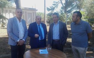 Caltanissetta, il Comune dona gli arredi per il parco Dubini. Presto anche altre novità