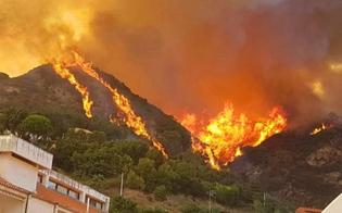 Messina, sorpreso dai carabinieri mentre appicca un incendio: 28enne arrestato