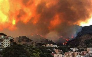 Incendi, bruciano Sicilia e Calabria: primi due morti. Tre aerei francesi in aiuto all'Italia