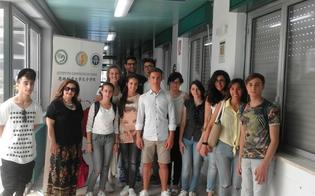 Caltanissetta, esami di lingua cinese per dieci studenti del Liceo