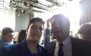 A 15 anni il nisseno Marco Lombardo entra a far parte della Scuola di Partito