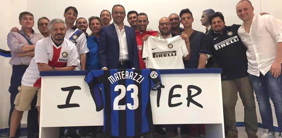 """A Caltanissetta nasce il """"Sempre in Serie A - Inter Club Marco Materazzi CL"""""""