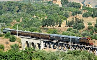 Treni storici, da Caltanissetta il 20 agosto partiranno quelli dei Templi e del Mare