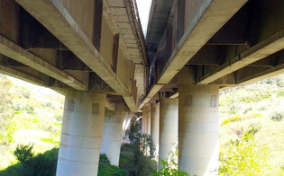 Crollo viadotto Himera sulla Palermo-Catania: 5 indagati