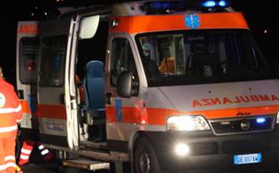 Caltanissetta, incidente tra due auto sulla Sp1: giovane ricoverato al Sant'Elia