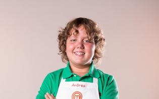 E' morto il piccolo Andrea Pace, fu terzo nella prima edizione di Junior MasterChef