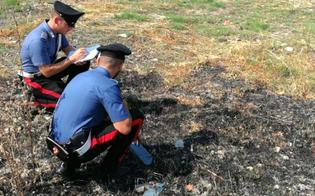 Nelle campagne del nisseno carabinieri sorprendono piromane: arrestato dopo inseguimento