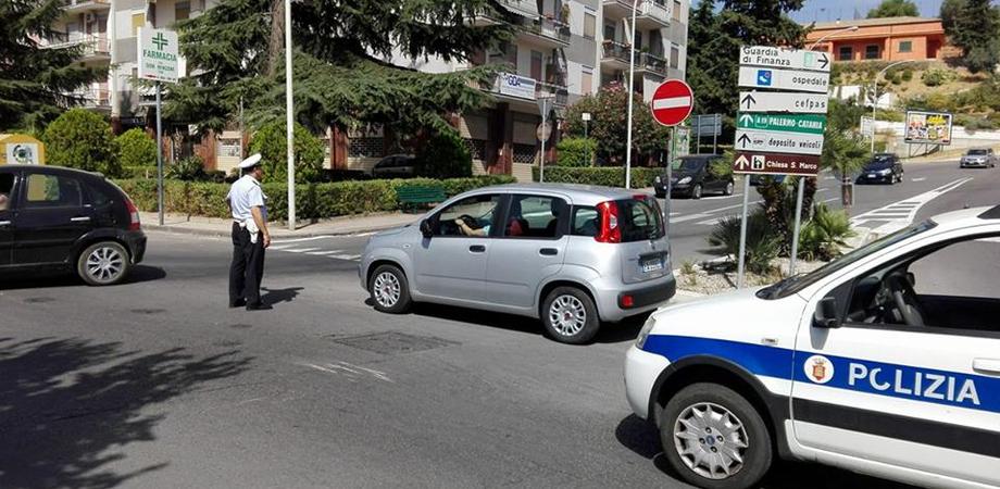 Caltanissetta, cedimento manto stradale: l'assessore Tumminelli suggerisce percorsi alternativi