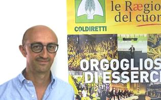 Francesco Cucurullo è il nuovo presidente della Coldiretti Caltanissetta