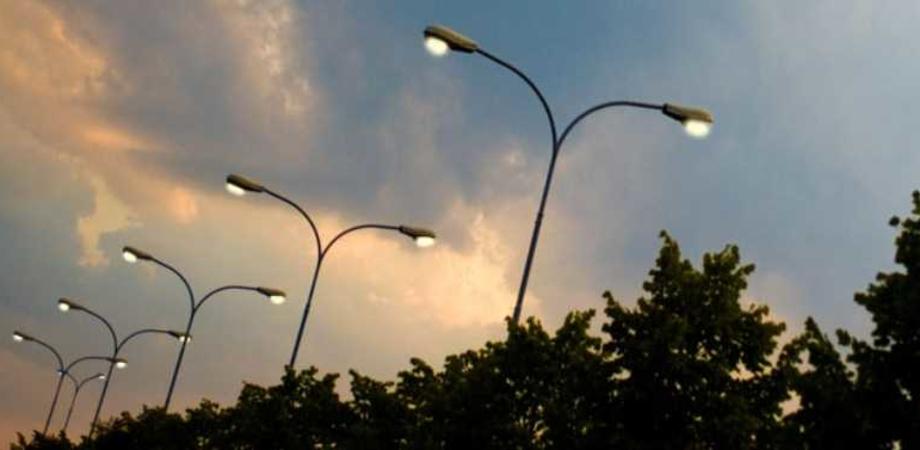 Mussomeli, contrada San Germano: al via i lavori per l'installazione della pubblica illuminazione