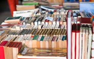 Caltanissetta, in viale Regina Margherita un mercatino del libro usato per alunni di medie e superiori