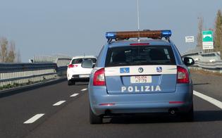 Autostrada Palermo-Catania: camionista rapinato e sequestrato da un commando armato