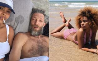 Tina Kunakey Di Vita, la modella di origini nissene: la mia estate d'amore con Vincent Cassel