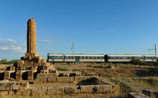Domenica il Treno dei Templi e del Mare in partenza da Caltanissetta