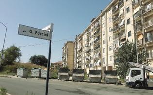 Caltanissetta, case pericolanti in via Puccini: scatta la denuncia per 47 residenti