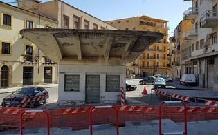 Caltanissetta, Janni sull'ex distributore di carburanti di via Sallemi: