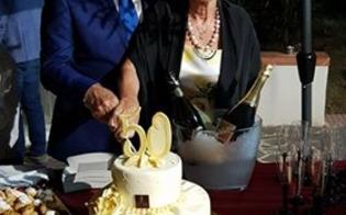 Caltanissetta, i coniugi Gallo festeggiano 50 anni di matrimonio