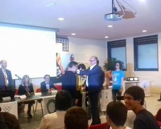 Studente nisseno si classifica terzo alle Olimpiadi di informatica