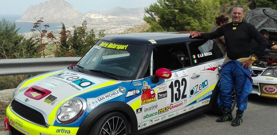 Caltanissetta, prova positiva della Delrio Motorsport alla Trapani-Erice e alla Csai