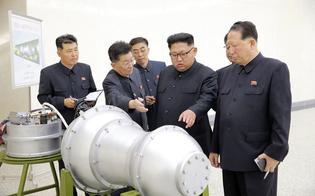 Corea del Nord: test su bomba a idrogeno provoca sisma 6.3, potenza 5 volte Nagasaki