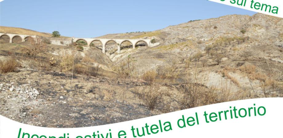 """A Sommatino convegno sul tema """"Incendi estivi e tutela del territorio"""""""
