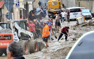 Maltempo: a Livorno sei morti e due dispersi, distrutta un'intera famiglia