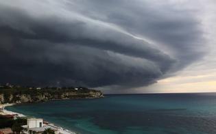 Allerta meteo in Sicilia: in arrivo vento e pioggia
