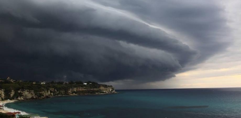 Sicilia, in arrivo piogge e temperature basse$