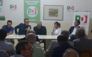 Caltanissetta: Petitto, Arena e Arancio saranno i candidati del Pd alle regionali