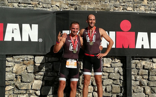 Ironman: gli atleti nisseni Bellanca e Guarino trionfano in Croazia