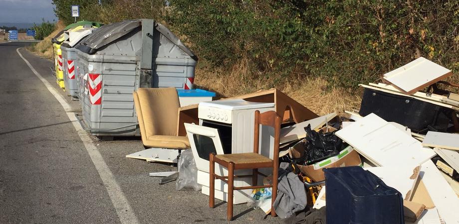 """Gela, torna il servizio """"svuota cantine"""": sarà possibile conferire rifiuti ingombranti ed elettrodomestici"""