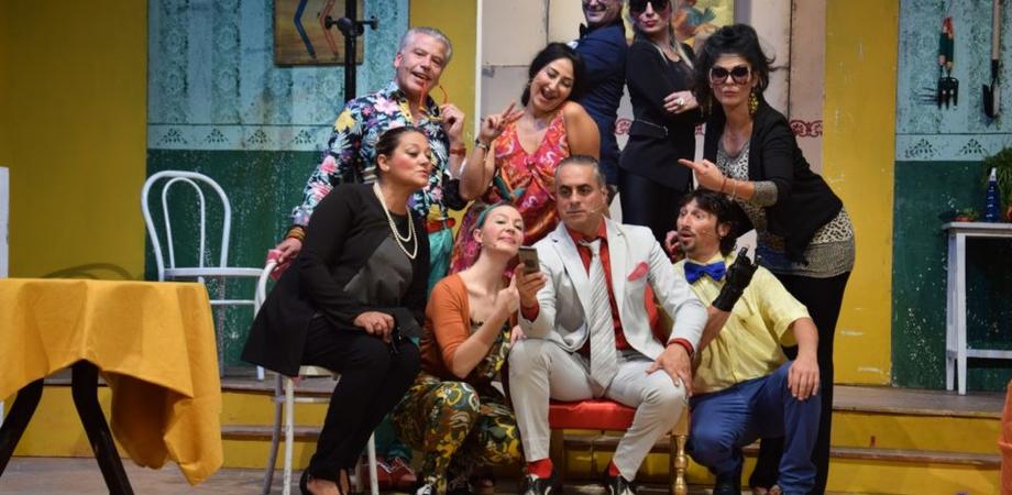 """""""Lu mastru di li mastri"""", si alza il sipario al Palmintelli di Caltanissetta: in scena il teatro stabile nisseno"""