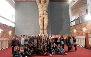 Studenti tedeschi in città per il gemellaggio con il liceo linguistico
