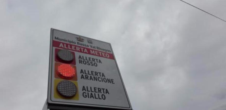 """Meteo, domani a Caltanissetta allerta arancione. Il sindaco: """"Limitate gli spostamenti"""""""