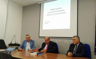 Registro tumori: presentati i dati per la provincia di Caltanissetta, in aumento quelli al polmone