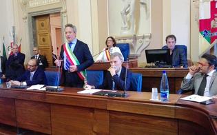 Il ministro Graziano Delrio nel capoluogo: