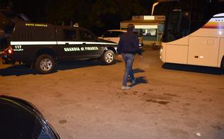 Controlli dei finanzieri tra Caltanissetta e San Cataldo: sequestrata droga e merce contraffatta