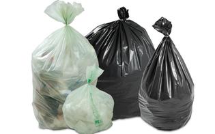 Caltanissetta, ancora 10 multe per rifiuti gettati in orari non consentiti
