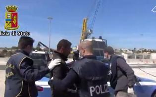 Condannato scafista trattenuto al Cie di Caltanissetta: 7 anni di carcere e oltre 1 milione di multa